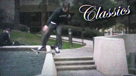 "Classics: Jon West ""Art Bars"" Part"