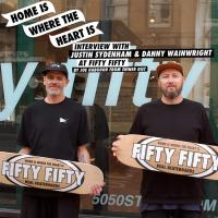 Interview with Fifty Fifty Skateshop