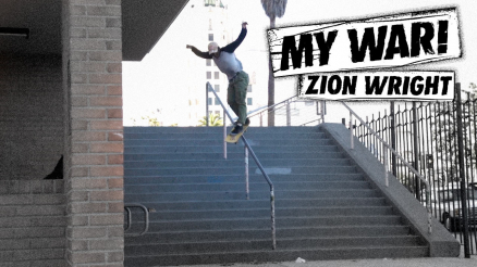 My War: Zion Wright
