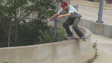 "Preston Harper's ""Comb"" Part"