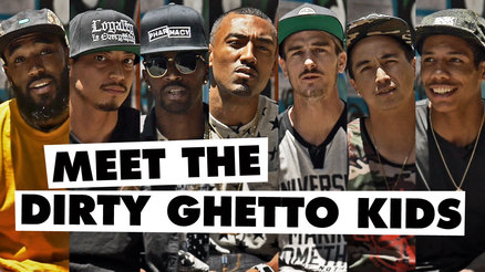 Meet the Dirty Ghetto Kids