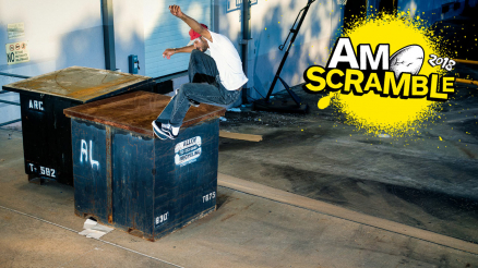 "Rough Cut: Justin Henry's ""Am Scramble"" Footage"