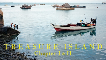 TREASURE ISLAND Chapter I & II