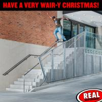 "Ishod's ""Very Wair-y Christmas"" Video"