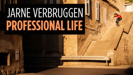 "Jarne Verbruggen's ""Professional Life"" Part"