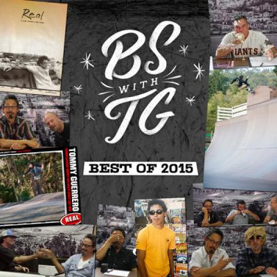 BS with TG: Best of 2015