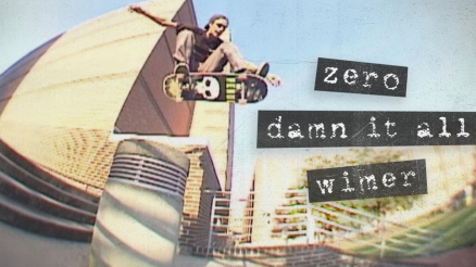 "Chris Wimer's ""Damn It All"" Zero Part"