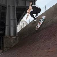 Lacey Baker for Nike SB