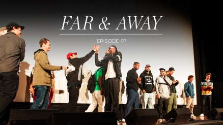 "adidas ""Far & Away"" episode 7"