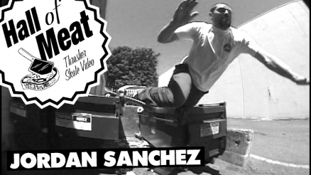 Hall Of Meat: Jordan Sanchez