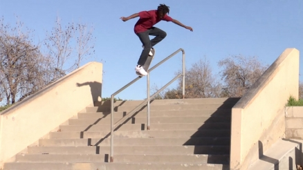 "Rough Cut: Derrell Carey's ""DC X Cavi Club"" Part"