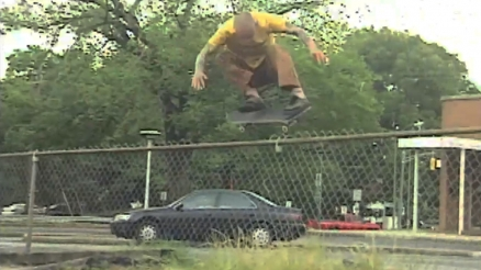 "Rough Cut: Gilbert Crockett's ""Gospel"" Part"