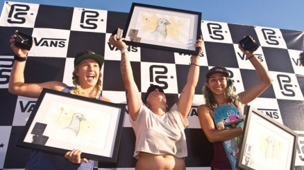 Vans Park Series: Let's Hear It For The Girls!