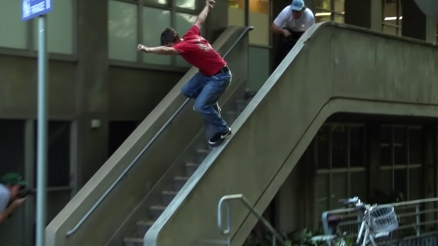 "Nike SB Australia's ""Welcome to Melbourne"" Video"