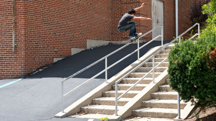 "Cole Wilson's ""Intro to Foundation"" Part"