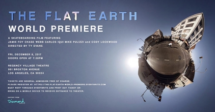 """The Flat Earth"" World Premiere"