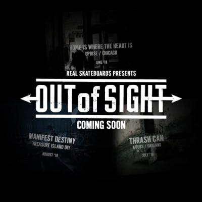 "REAL's ""Out of Sight"" Trailer"