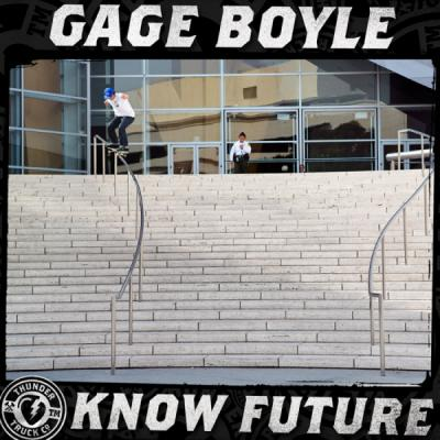 Gage Boyle: Know Future