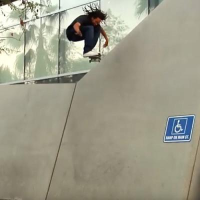 "Spencer Semien's Skate Juice ""Truth to Power"" Video"