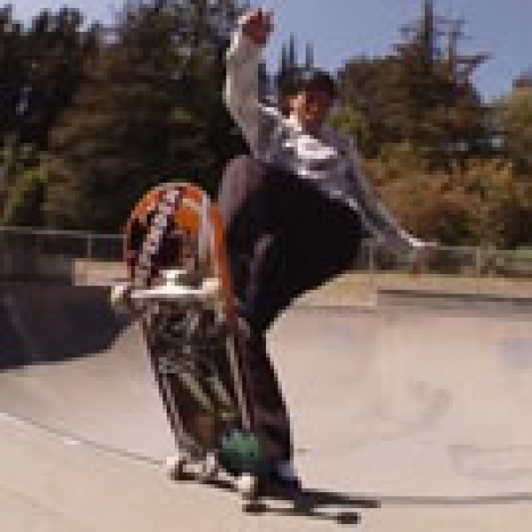 Balance Board Tricks Youtube: Santa Cruz Team X Star Wars Boards