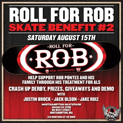 Roll for Rob Skate Benefit