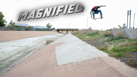 Magnified: Ryan Spencer
