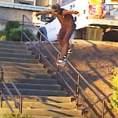 Austin Thongvivong for Bones Bearings