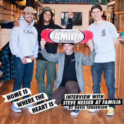 Home is Where the Heart is: Familia Interview