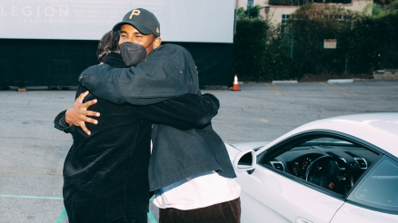 "Illegal Civ's ""GODSPEED"" Drive-In Premiere Photos"