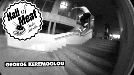 Hall of Meat: George Keremoglou