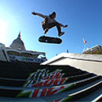 Dew Tour SF 2013: Street Finals