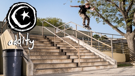 "Joey Ragali's ""Oddity"" Part"