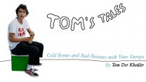 "Vans EU's ""Tom's Tales"" Article"