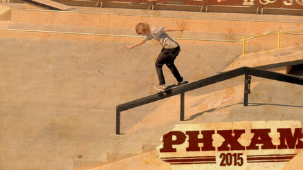 PHX Am 2015: Jack Olson's Winning Run
