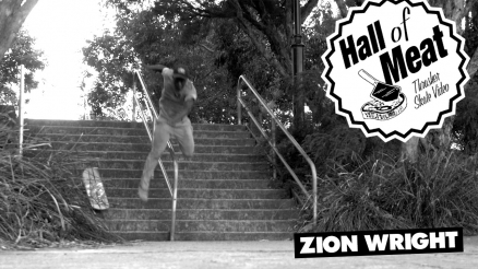 Hall of Meat: Zion Wright