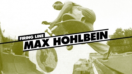 Firing Line: Max Hohlbein
