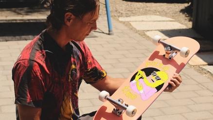 Pizza X Matt Furie Collab Release