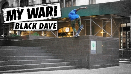 My War: Black Dave