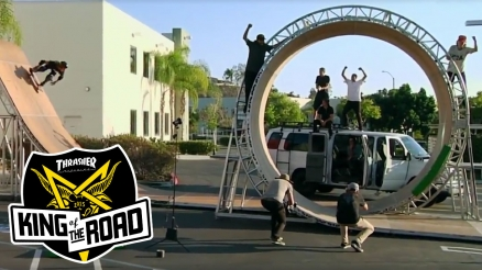 King of the Road 2015: Jaws goes for the Loop