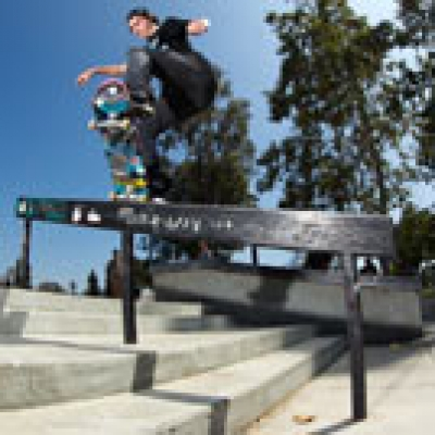 Skatepark Round-Up: Darkstar