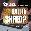 Will It Shred? The iPad