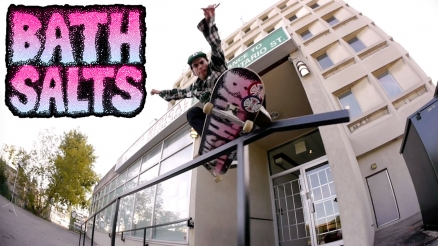 "Lee Yankou's ""Bath Salts"" Part"