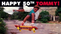 Happy 50th Tommy!