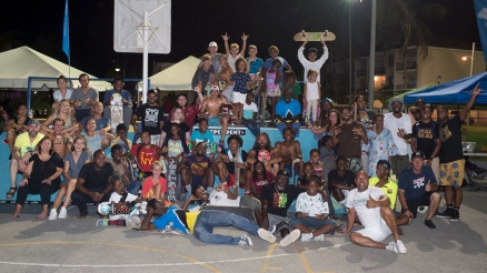 One Movement Contest in Barbados