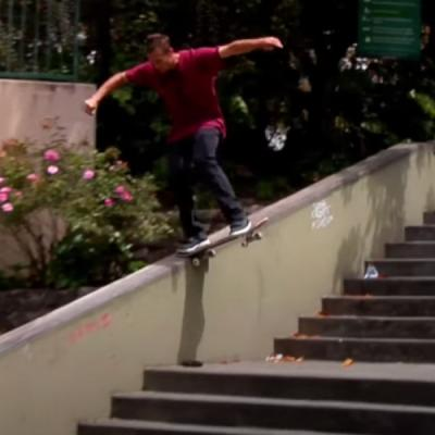 "Mike Patterson's ""Playing With Fire"" Part"