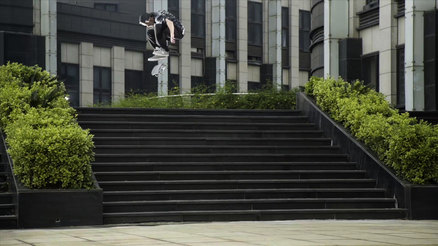 "Chris Joslin's ""12 Days In China"" Part"