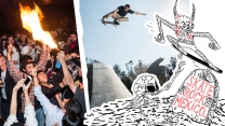 Skate Rock Mexico: Feature Article