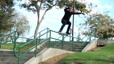 "Dakota Servold's ""True Blue Retrospect"" Video"