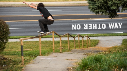 "Vans ""No Other Way"" Video"