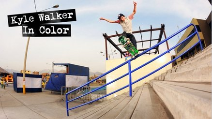"Lest We Forget: Kyle Walker's ""In Color"" Part"